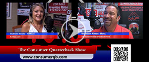 Attorney Lauren Frieder on The Consumer Quarterback Show-8/29/19